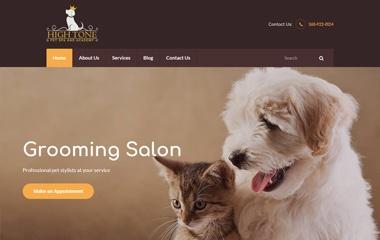 High Tone Pet Spa & Grooming